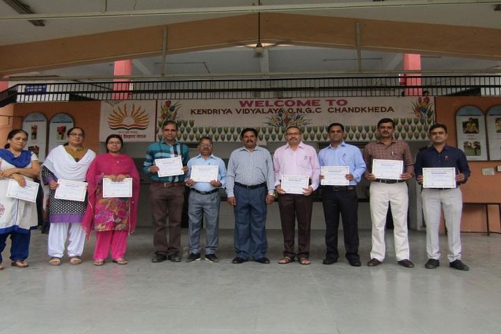 Kendriya Vidyalaya-Teachers Achievers