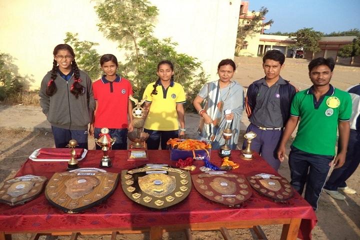 Kendriya Vidyalaya-Annual Sports Day Celebrations