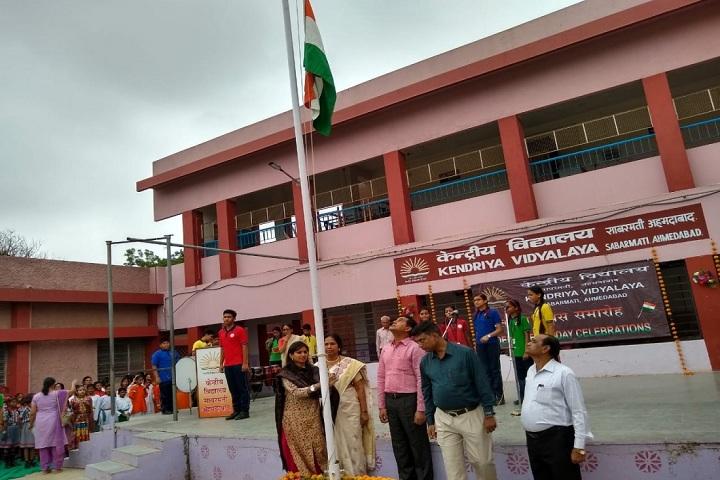 Kendriya Vidyalaya-Independence Day Celebrations
