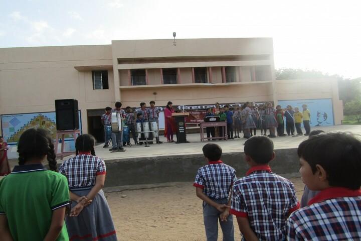 Kendriya Vidyalaya-Hindi Pakhwada