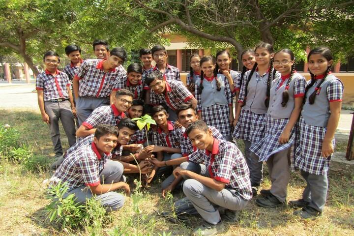 Kendriya Vidyalaya-Plantation Programme
