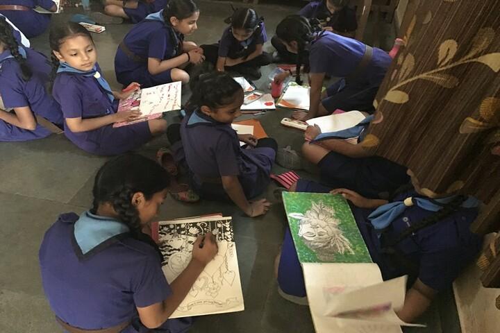 Kendriya Vidyalaya No 1-Drawing Competition