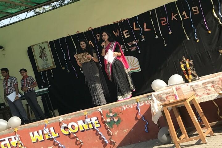 Kendriya Vidyalaya No 1-Farewell