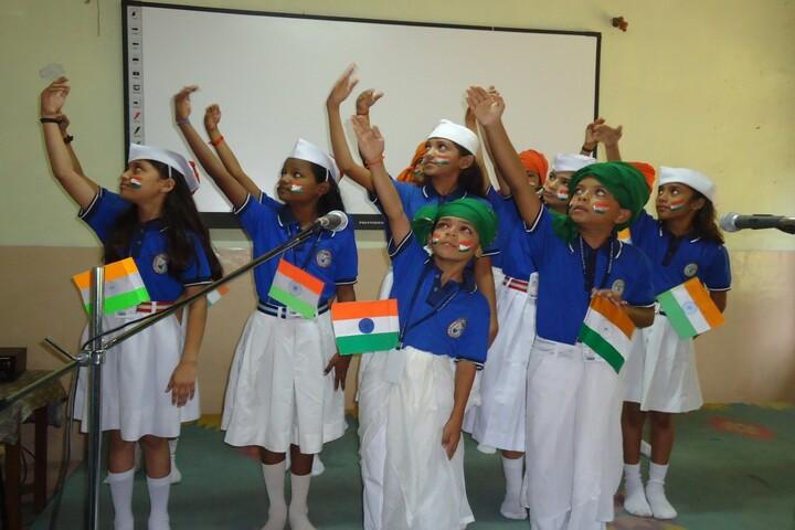 Kendriya Vidyalaya No 1-Independence Day