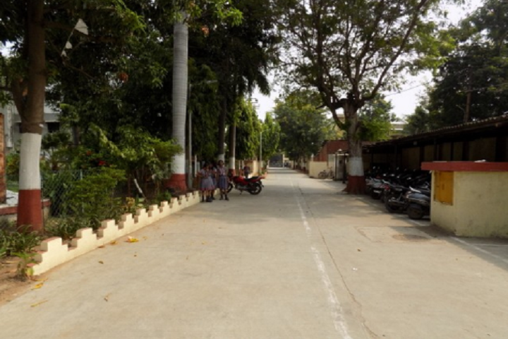 Kendriya Vidyalaya No 1-Infrastructure