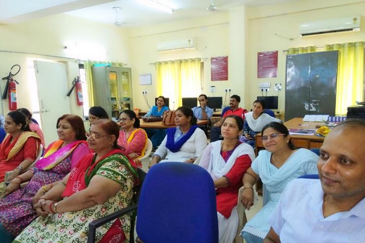 Kendriya Vidyalaya No 1-Teachers Workshop