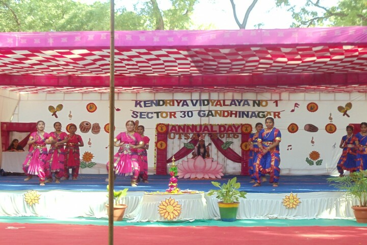 Kendriya Vidyalaya No 1-Annual day