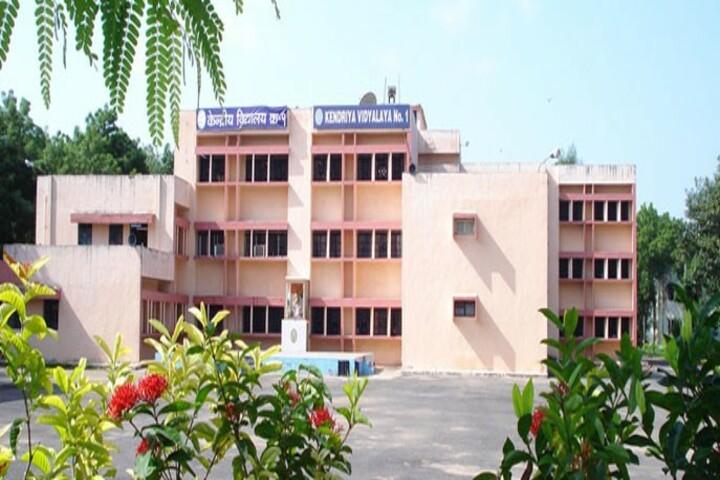 Kendriya Vidyalaya No 1-Campus view
