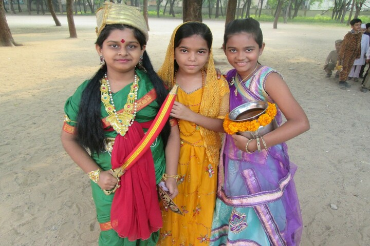 Kendriya Vidyalaya No 1-Fancy dress