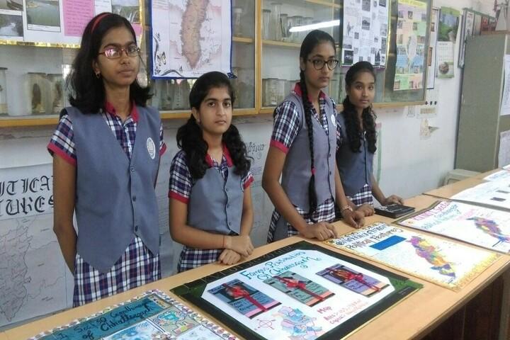 Kendriya Vidyalaya No 1-Social exhibition
