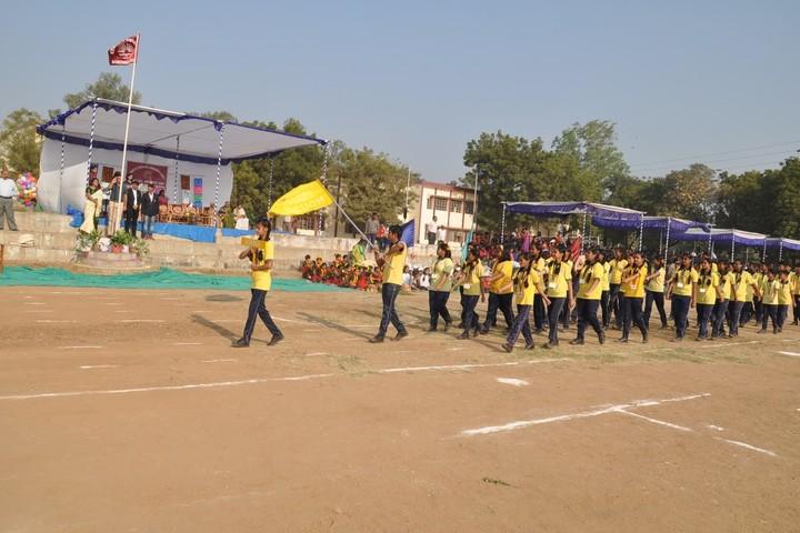 Kendriya Vidyalaya No 2-Annual Sports day