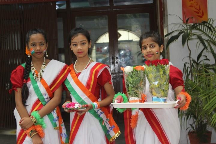 Kendriya Vidyalaya No 2-Independence day