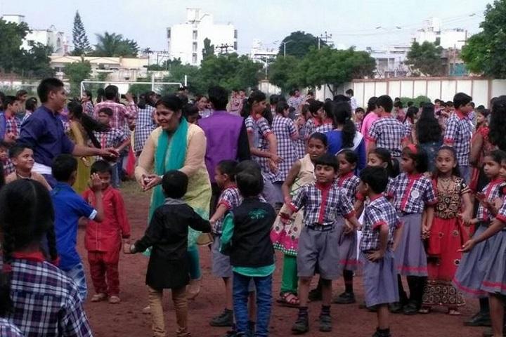 Kendriya Vidyalaya No 3-Kids