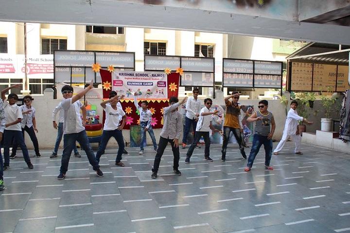 Krishna International School-Annual Day