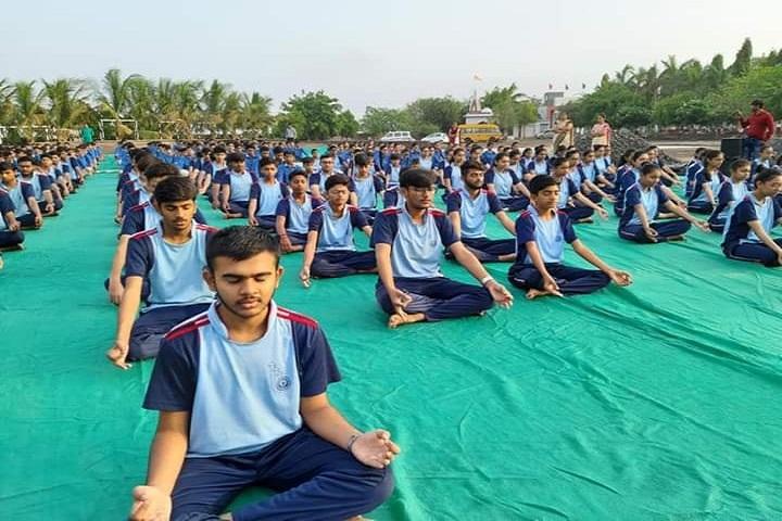 Krishna International School-Yoga