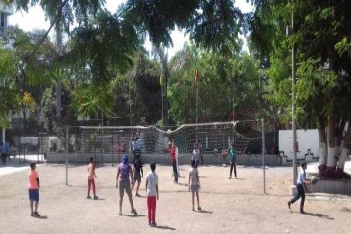 L P Savani International School-Sports 1