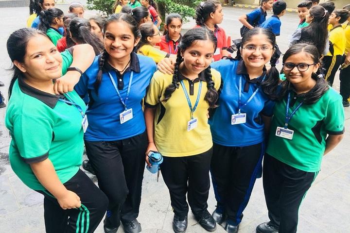 L P Savani International School-Students
