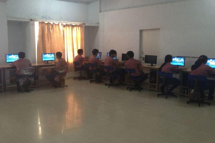 Mahapragya Vidya Niketan-IT Lab