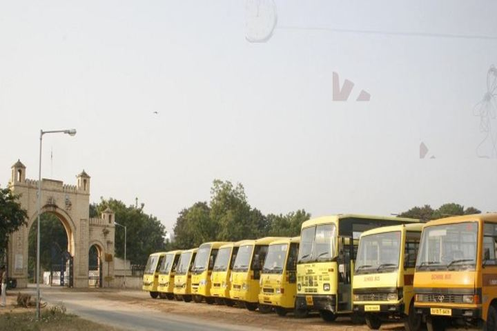 Mahapragya Vidya Niketan-Transport