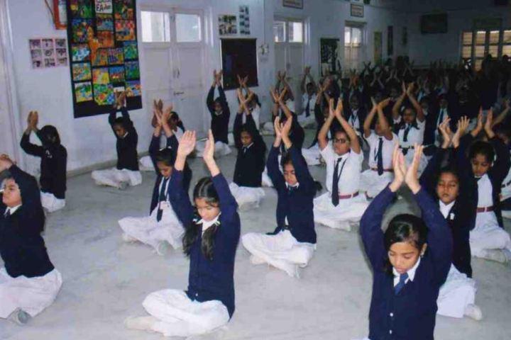Mahapragya Vidya Niketan-Yoga