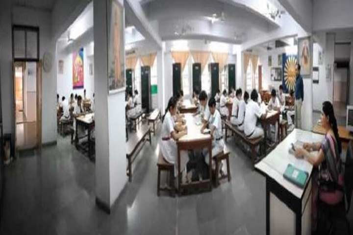 Maharaja Agrasan Vidyalaya-Library