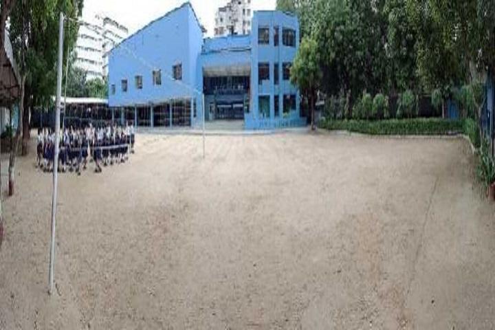 Maharaja Agrasan Vidyalaya-Play Ground