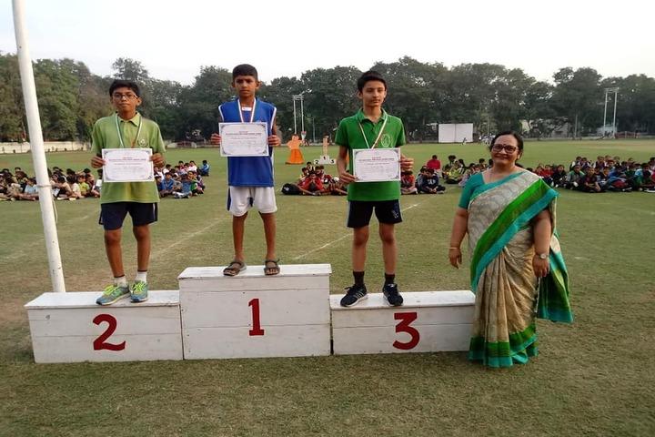 Manav Kendra Gyan Mandir School-Achievement