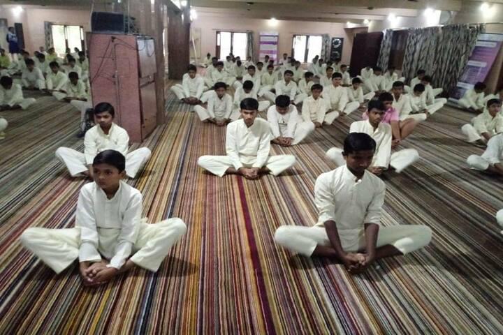 Manav Kendra Gyan Mandir School-Yoga