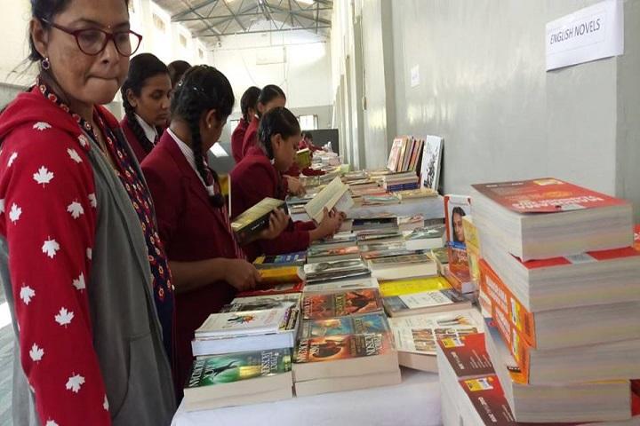 Manav Kendra Gyan Mandir School-Exhibition