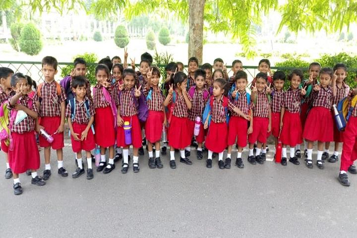 Manav Kendra Gyan Mandir School-Red Day