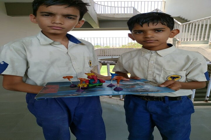 Mauryan High School-Art