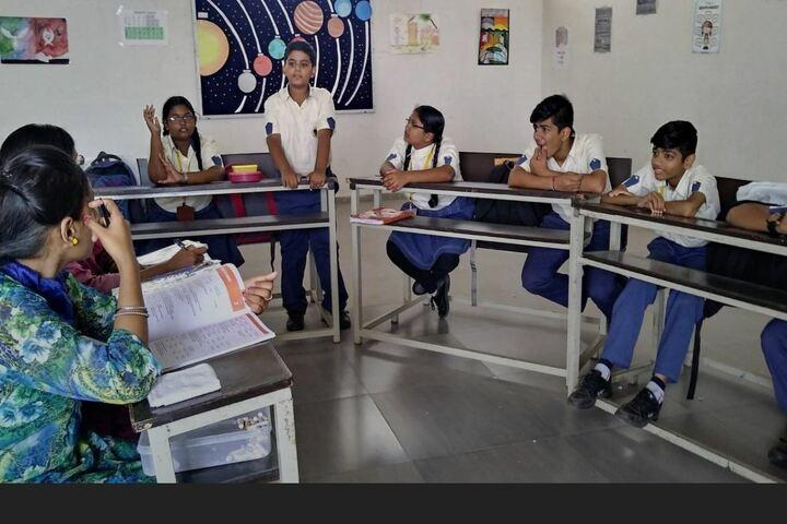 Mauryan High School-Quiz