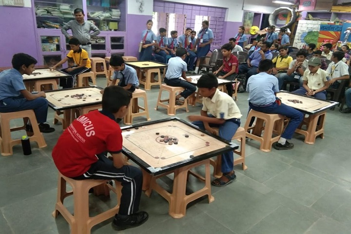 Mauryan High School-Games
