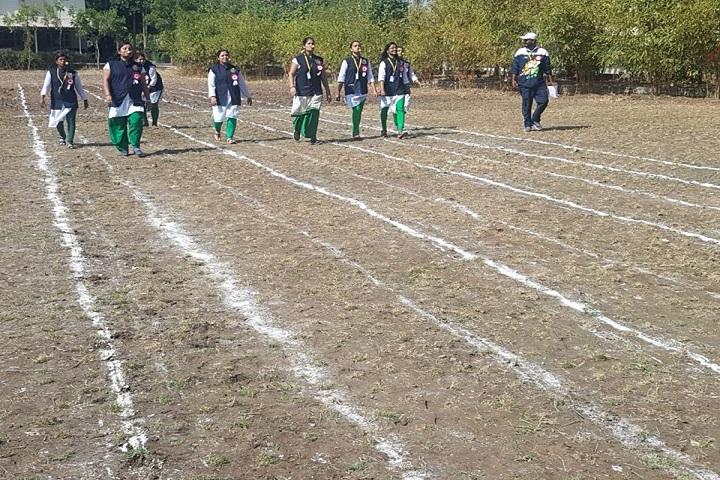 Mauryan High School-Indoor Games