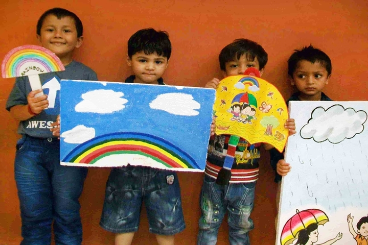 Mother Care School-Classroom Activity