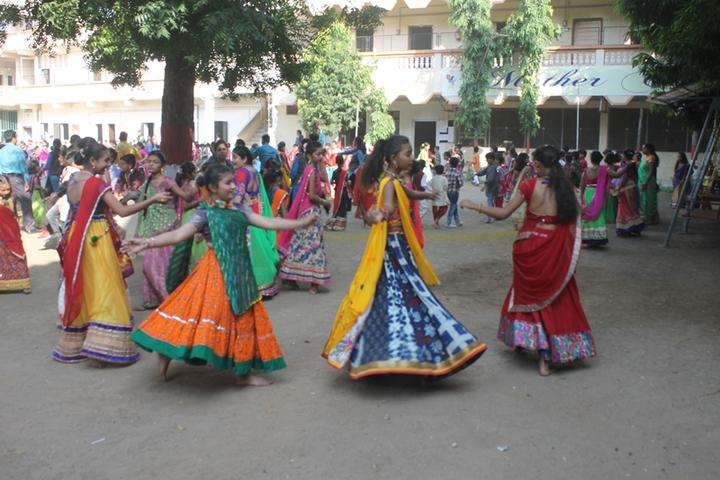 Mother Care School-Navarathri Celebrations