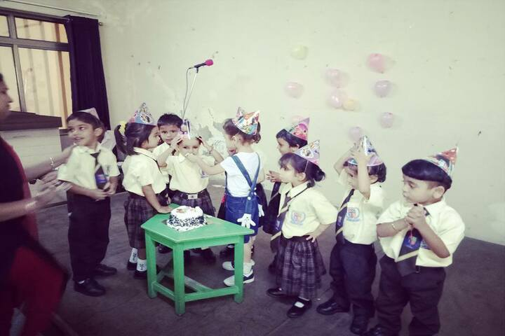 N.G.International School-Birth Day Celebrations
