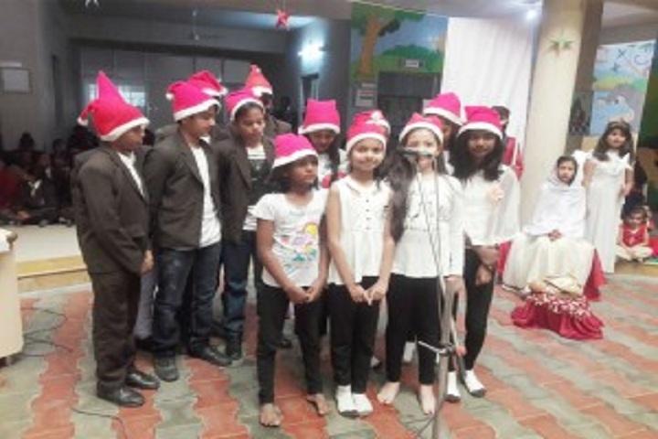 N.G.International School-Christmas Celebrations