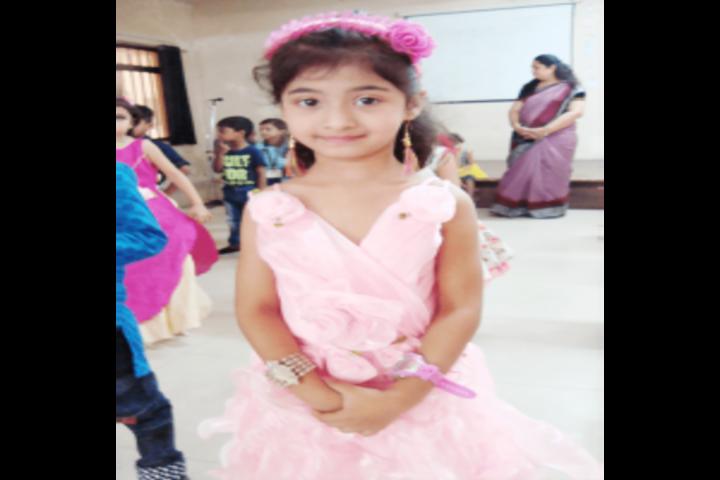N.G.International School-Fancy Dress Competition