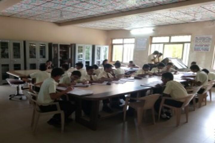 N.G.International School-Library