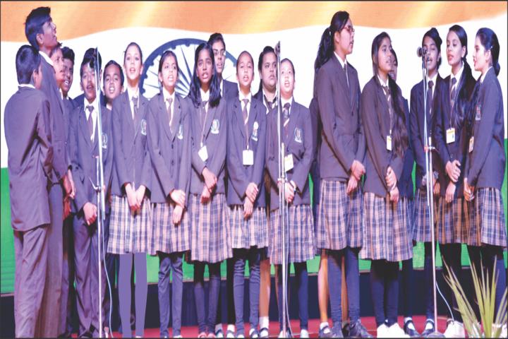 N.G.International School-Music Activity