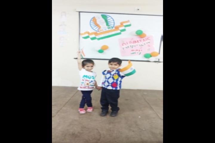 N.G.International School-Republic Day