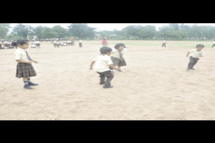 N.G.International School-Sand Play Activity