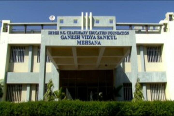 N.G.International School-School Building