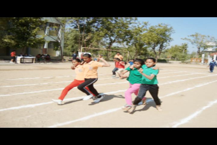 N.G.International School-Sports