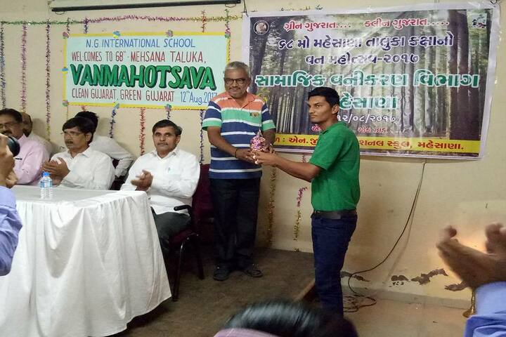 N.G.International School-Vanmahosthav