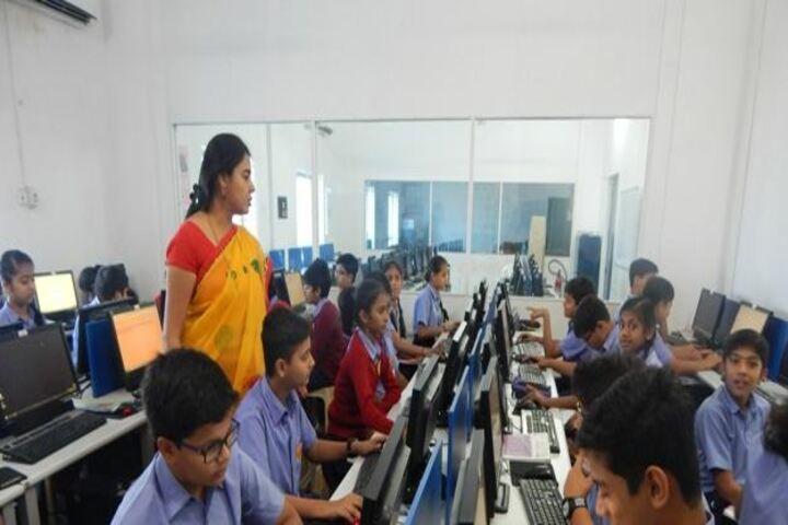 Nand Vidya Niketan-IT Lab