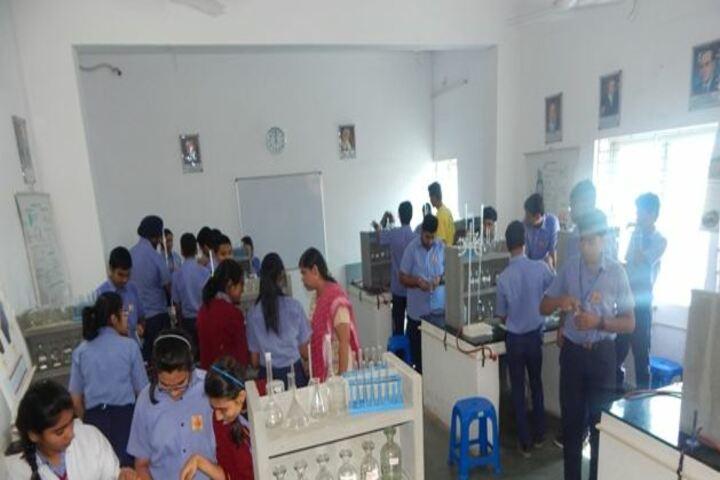 Nand Vidya Niketan-Laboratory