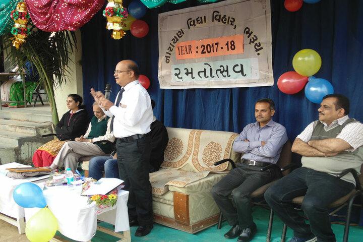Narayan Vidyavihar-Sports day