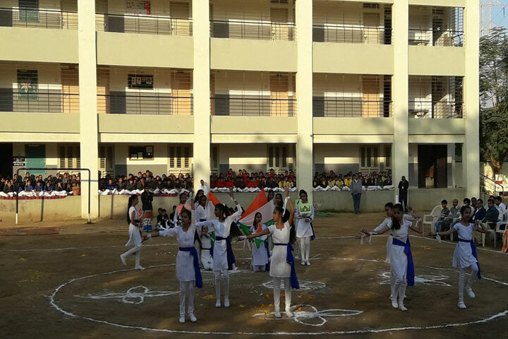 Narayan Vidyavihar-Independence day